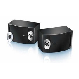 BOSE 201-V Stereo Loudspeakers