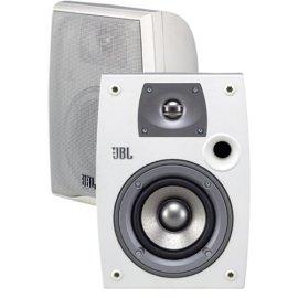 JBL N24AW II 4 Weather-Resistant 2-Way Bookshelf Speakers