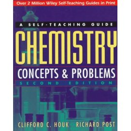 Chemistry: Concepts and Problems : A Self-Teaching Guide (Wiley Self-Teaching Guides)