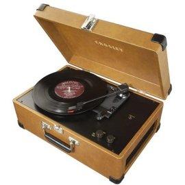 Crosley CR49-TA Suitcase Style Turntable