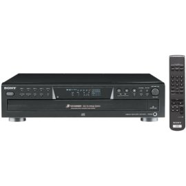 Sony CDP-CE375 5-CD Changer