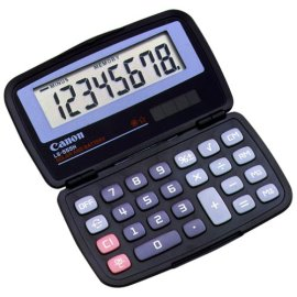 Canon LS555H Calculator