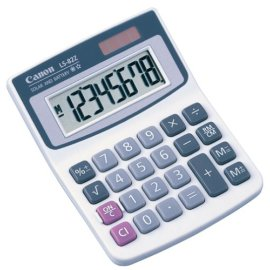 Canon LS82Z Calculator