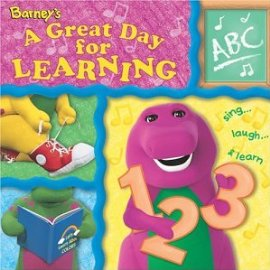 Barney - Barney's a Great Day for Learning