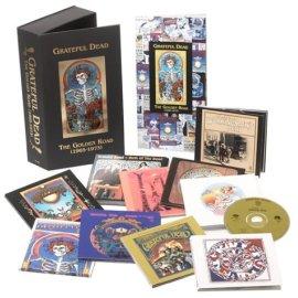 The Grateful Dead, Grateful Dead - The Golden Road (1965 - 1973)