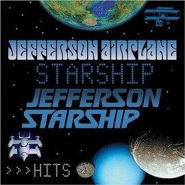 Jefferson Airplane, Jefferson Starship, Starship - Jefferson Airplane/Jefferson Starship/Starship - Hits