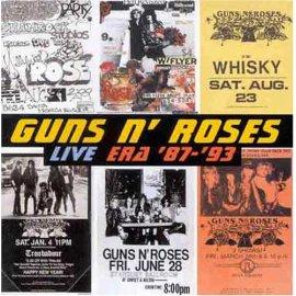Guns N' Roses - Live Era: '87-'93