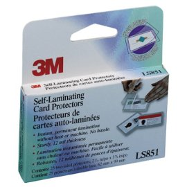 3M Self-Laminating Luggage Tags