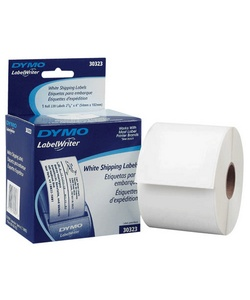 Dymo 30323 White Shipping Labels