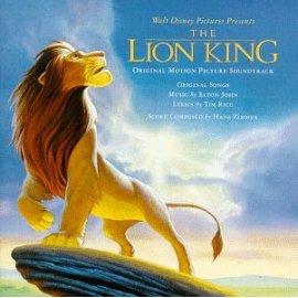 Elton John, Tim Rice - The Lion King: Original Motion Picture Soundtrack