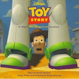 Randy Newman - Toy Story: An Original Walt Disney Records Soundtrack