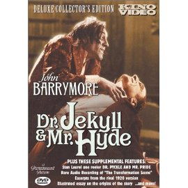 mary reilly dr jekyll comparison From book to film: stevenson's 'strange case of dr jekyll and mr hyde' (1886) and rouben mamoulian's film adaptation (1932) – a comparison.