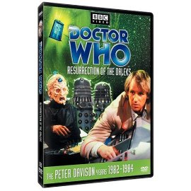 Doctor Who - Resurrection of the Daleks