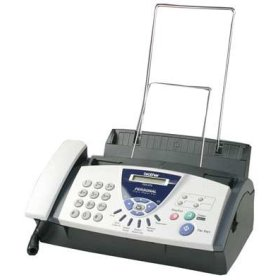 Brother Fax-575 Personal Plain-Paper Fax, Phone, and Copier