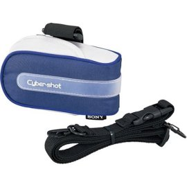 Sony LCSCSB Sport Style Carrying Case for DSCP8/10/32/52/72/92 Cybershot, DSCV1 Cybershot
