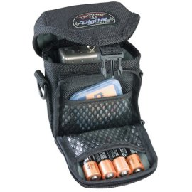 Tamrac 569001 Compact Digital Camera Bag,  Black