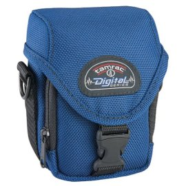 Tamrac 569004 Compact Digital Camera Bag, Blue