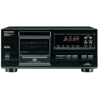 Pioneer 25-Disc CD Changer PD-F407
