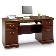 Bush Credenza, Birmingham Executive Collection