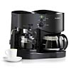 Mr. Coffee Espresso & Coffee Maker, Black, Model No. ECM21