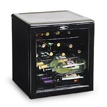 Danby 17-Bottle Wine Cooler, Model No. DWC172BL
