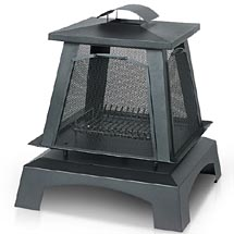 Char-Broil Trentino Deluxe Outdoor Fireplace