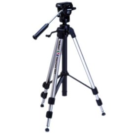 Velbon VIDEOMATE-607 Deluxe Photographic/Video Tripod with Case