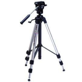 Velbon VIDEOMATE-607 Deluxe Photographic/Video Tripod with Case