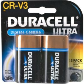 M3 Technology CR-V3 Lithium Photo Batteries