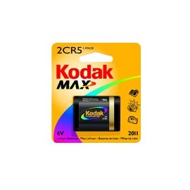 Kodak MAX KL2CR5-1 Lithium Photo Battery