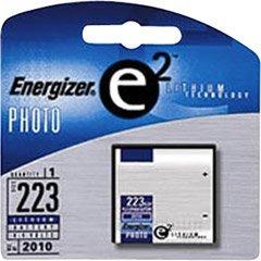 Energizer EL223APBP  6-Volt Lithium Photo Battery