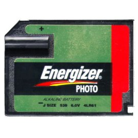 Energizer 539BP Photo Battery