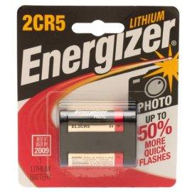Energizer EL2CR5BP 6-Volt Photo Battery