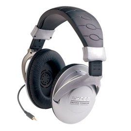 Koss PRO3AA Collapsible Closedear Headphones With Adjustable Headband