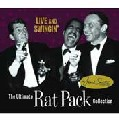 The Rat Pack - The Ultimate Rat Pack Collection: Live & Swingin (CD & DVD)