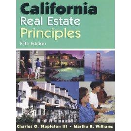 California Real Estate Principles, 5E (California Real Estate Principles)