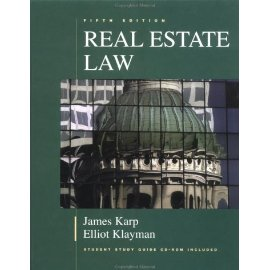 Real Estate Law (Real Estate Law, 5th ed)