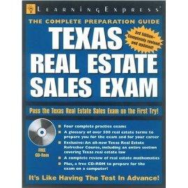 Texas Real Estate Sales Exam (Texas Real Estate Sales Exam)