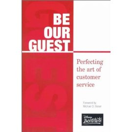 BE OUR GUEST : Perfecting the art of customer service