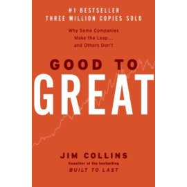 Good to Great: Why Some Companies Make the Leap... and Others Don't