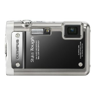 Olympus Stylus Tough-8010 14MP Digital Camera with 5x Zoom (Black)
