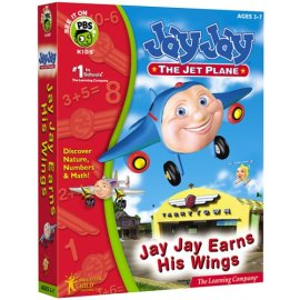 Jay Jay Earns His Wings