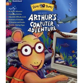 Arthurs Computer Adventure Ages 3-7