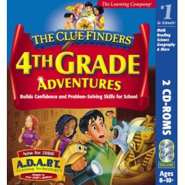 The ClueFinders 4th Grade Adventures