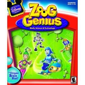 Disney's Zoog Genius: Math, Science, Technology