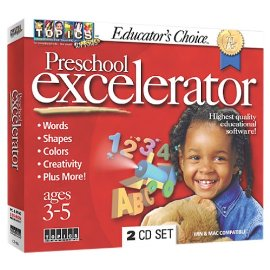 Educator's Choice Preschool Excelerator