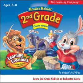 Reader Rabbit 2nd Grade Classic