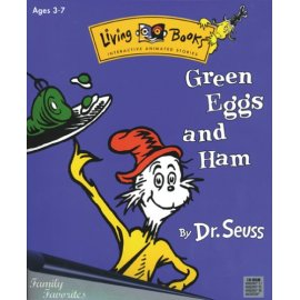 Dr. Seuss Green Eggs & Ham