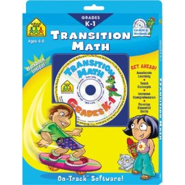 Transition Math Grades K-1