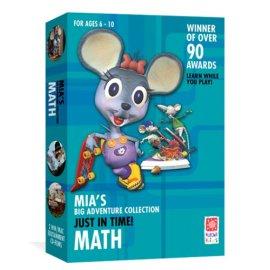 KUTOKA Mia's Math Adventure: Just In Time